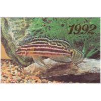 Календарик кишеньковий, 1992 рік