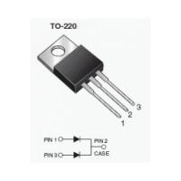 Діод SR2060 (20A,60V) (TO-220) Шотки
