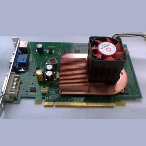Відеокарта Nvidia GeForce 8600gt (256mb DVI, VGA, S-video)