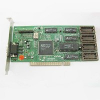 Відеокарта PCI S3 Virge 2mb SST-0375