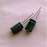 Конденсатор електролітичний 10mF/400V