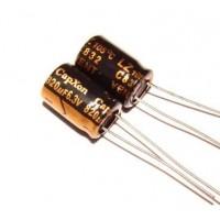 Конденсатор електролітичний 820 мкф 6,3 В, комп'ютерний