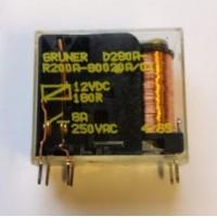 Реле GRUNER F280A-R200A-G0020A/01 12VDC