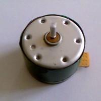 Електродвигун Mitsumi DC 9V M34W-6C-9LD R-14 2000/3600 rpm