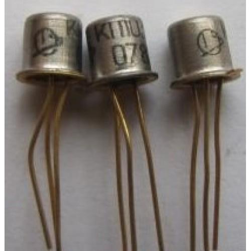 Транзистор КП103Л