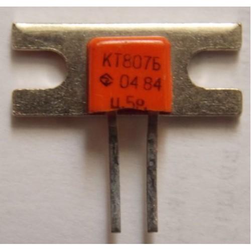 Транзистор КТ807А, Б