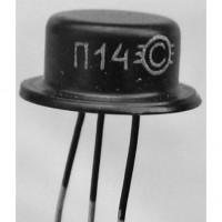 Транзистор П14